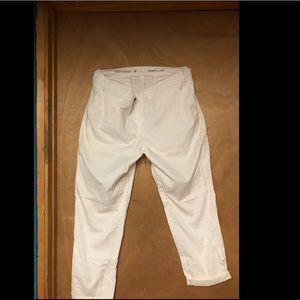 White khakis